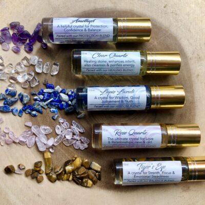 Aromatherapy Oil Blends